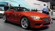 La nouvelle BMW Z4 Roadster à Genève