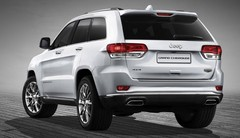 Jeep Grand Cherokee 2013 : le facelift