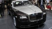 Rolls Royce Wraith : la sportive raffinée