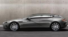 Aston Martin Rapide Bertone: sur demande spéciale…