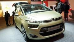 Citroën Technospace : la vedette du stand Citroën à Genève
