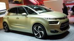 Citroën Technospace : Presque le nouveau C4 Picasso