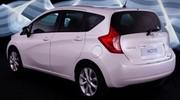 Nissan Note : reçu avec mention !