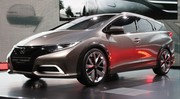 Honda Civic Tourer Concept : le break tant attendu