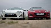 Essai Toyota GT86 vs Mazda MX-5 : les incorruptibles