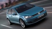 La Volkswagen Golf élue voiture de l'année 2013