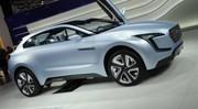Subaru VIZIV : L'hybride diesel visionnaire