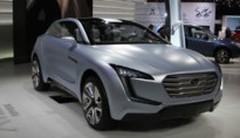 Subaru Viziv : le futur crossover japonais ?