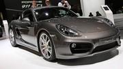 Porsche Cayman S : toutes nos photos de Genève