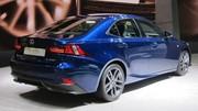 Lexus IS : les prix