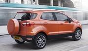 Ford EcoSport : la version pour l'Europe