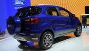 Ford EcoSport en vidéo