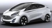 Mitsubishi CA-MiEV : un concept électro-éclectique