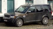 Essai Land Rover Discovery 4 : 4X4 quatre étoiles!