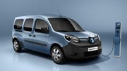 Renault Kangoo Z.E. et Maxi Z.E : 13 300 et 14 500 € grâce au bonus