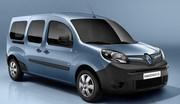 Renault Kangoo et Kangoo Maxi ZE : Un air de Zoé