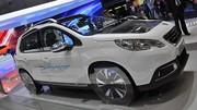 Peugeot 2008 : les tarifs