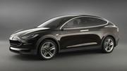 Tesla Model X : lancement repoussé à 2014