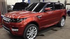 Nouveau Range Rover Sport: en avance!