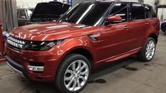 Futur Range Rover Sport : Déjà de sortie