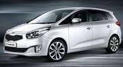 Nouveau Kia Carens (2013) : tous les prix du monospace compact coréen