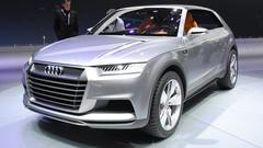 Audi : trois nouveaux SUV dans les cartons