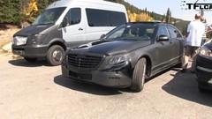 Mercedes Classe S (2013) : présentation au mois de mai ?