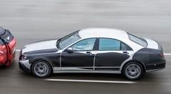 La future Mercedes Classe S dévoilée en mai ?