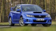 Subaru WRX STI S : 39 900€ malus compris !