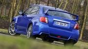 Que du bonus pour la Subaru WRX STI S à 39.900 € !