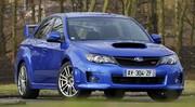 Subaru STI S : nouveau tarif de 39 900 €, malus compris