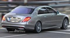 Voici la future Mercedes Classe S