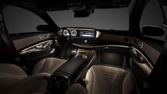 Intérieur Mercedes Classe S 2013 : Bienvenue à bord !