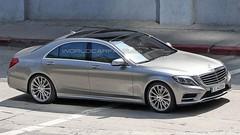Mercedes Classe S (2013), premières photos sans camouflage !