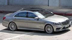 La Mercedes Classe S 2013 en clair : toutes les photos