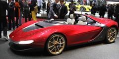 """Pininfarina Sergio : une production """"de 5 à 6 unités"""" envisagée"""