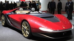 Pininfarina Sergio : une Ferrari mais pas LaFerrari