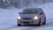 Future Peugeot 308 : Vacances d'hiver studieuses