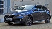 Essai Volvo V40 Cross Country T5 AWD 254 ch : le style avant tout