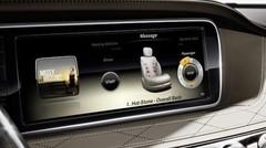 La Mercedes Classe S dévoile son habitacle