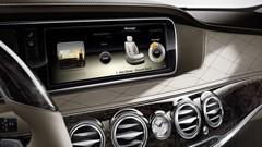 Nouvelle Mercedes Classe S : le multimédia règne à bord