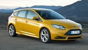La Ford Focus ST dépasse les Mégane RS et Golf GTI