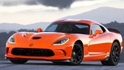 SRT Viper TA : orange venimeuse