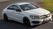 Mercedes CLA 45 AMG 2013 : au tour de la berline !