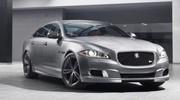 La Jaguar XJR annonce 550 ch