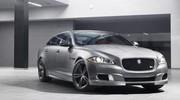Nouvelle Jaguar XJR: 550 ch