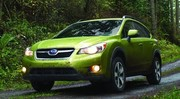 "Subaru présentera la XV Crosstrek hybride et une ""performance car"""