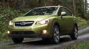 Subaru : le XV Crosstrek Hybrid et un concept de performance à New York