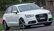 Essai Audi A1 Sportback 1.4 TFSI : Un concentré d'espace