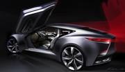 Hyundai HND-9 : futur Coupé Genesis